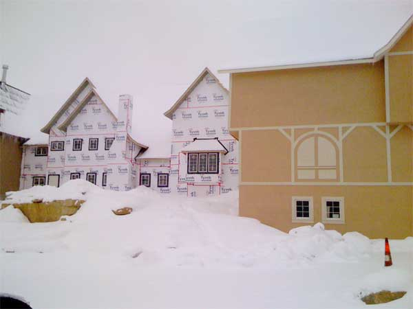 The Hilltop, Winter 2007