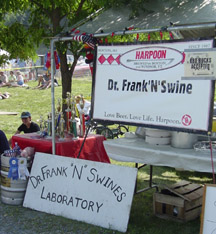Dr FrankNSwine from Orleans MA